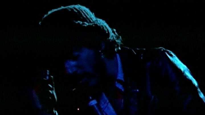 "Bruce Springsteen performing SPIRIT IN THE NIGHT during the 18 Nov 1975 show at Hammersmith Odeon, London, England (from the ""Hammersmith Odeon, London '75"" DVD)"