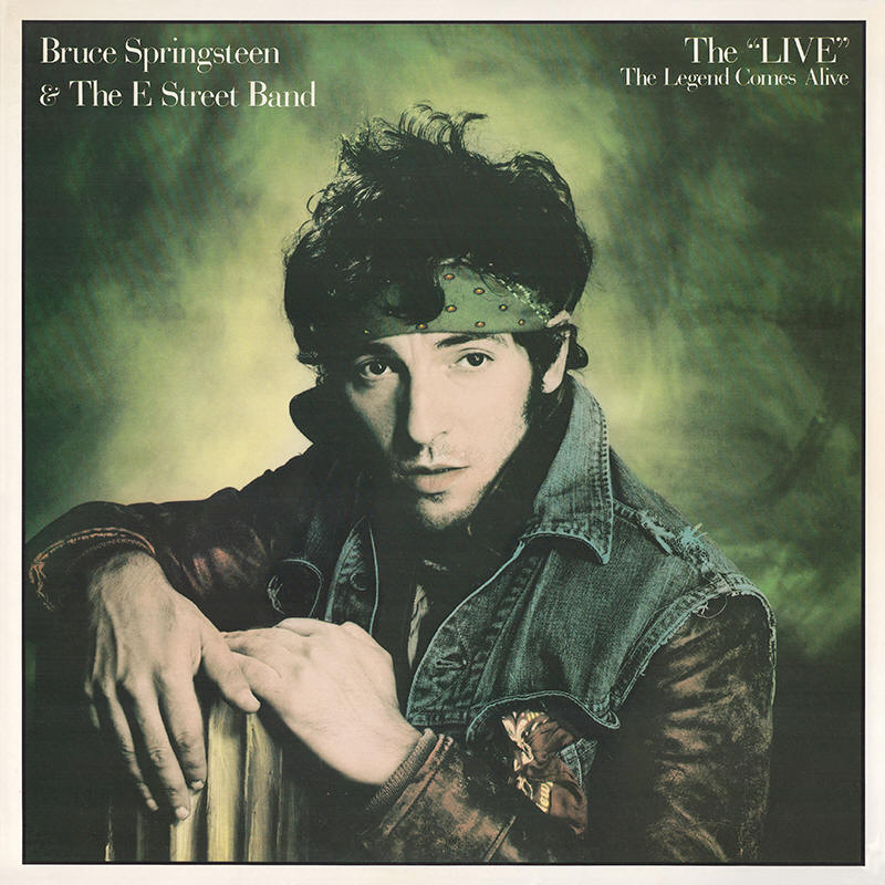 Bruce Springsteen & The E Street Band -- The