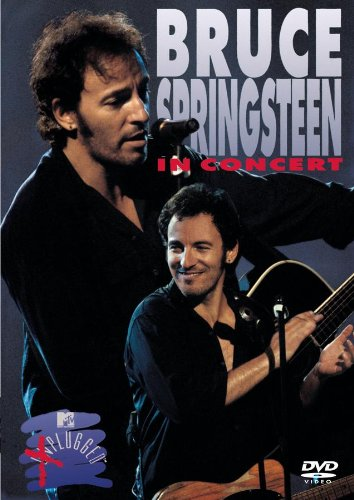 Bruce Springsteen -- In Concert / MTV Plugged (DVD cover art)