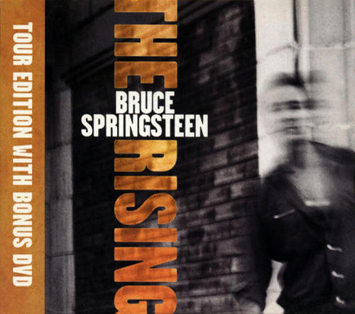 Bruce Springsteen -- The Rising (European Tour Edition)