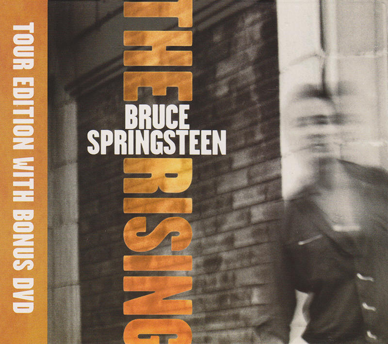 Bruce Springsteen -- The Rising (Australian Tour Edition)