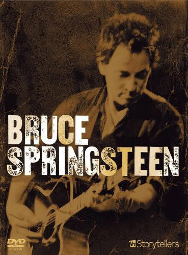 Bruce Springsteen -- VH1 Storytellers (DVD cover art)