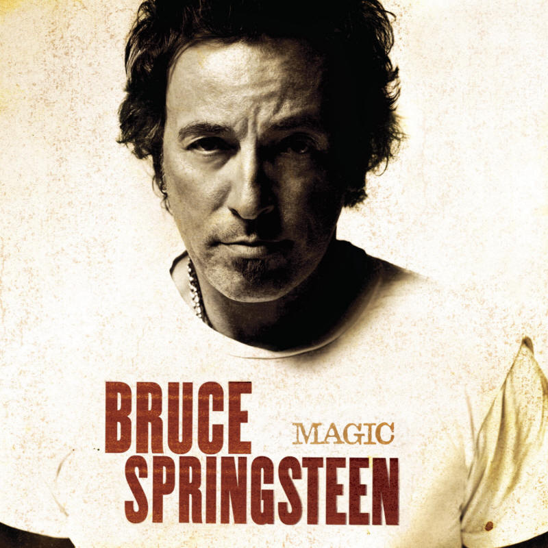 Bruce Springsteen -- Magic