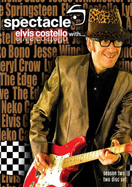 Spectacle: Elvis Costello With... (Season 2) (DVD cover art)
