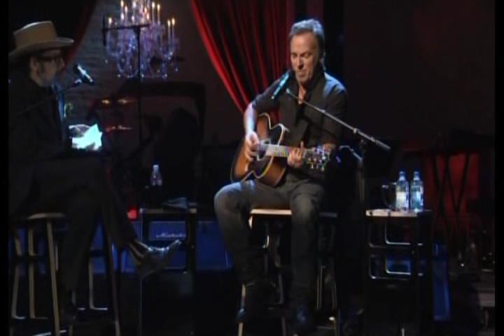 Bruce Springsteen performing AMERICAN SKIN (41 SHOTS) on 25 Sep 2009 at Apollo Theater, New York City, NY