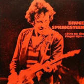 Bruce Springsteen -- Fire On The Fingertips (LP, unknown label)