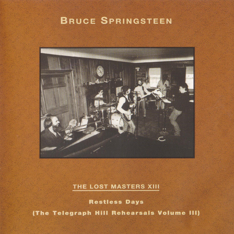 Bruce Springsteen -- The Lost Masters Vol. 13 (Labour Of Love)