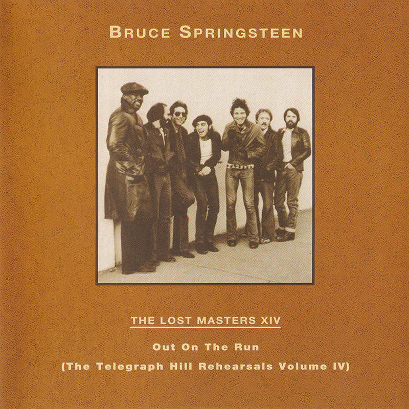 Bruce Springsteen -- The Lost Masters Vol. 14 (Labour Of Love)
