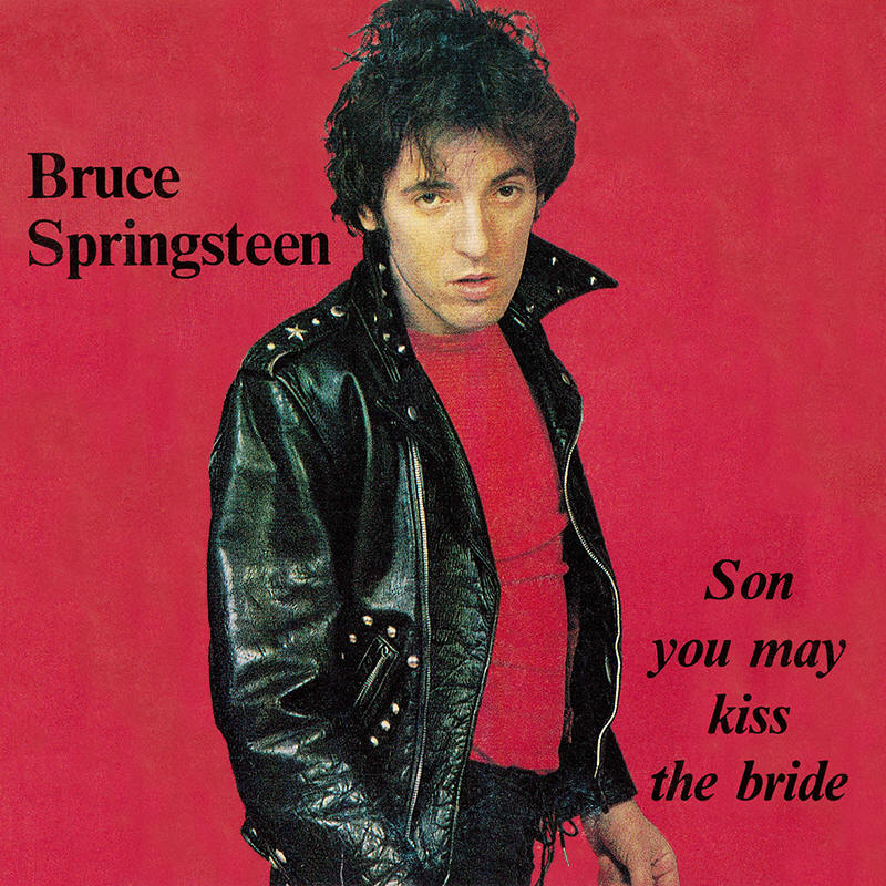 Bruce Springsteen -- Son You May Kiss The Bride (unknown label)
