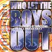 Countdown -- Who Let The Boys Out