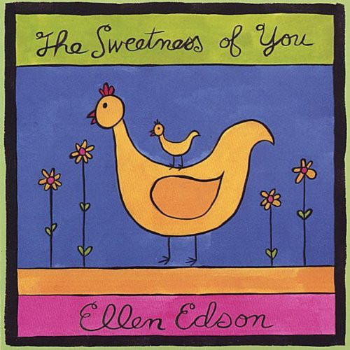 Ellen Edson -- The Sweetness Of You