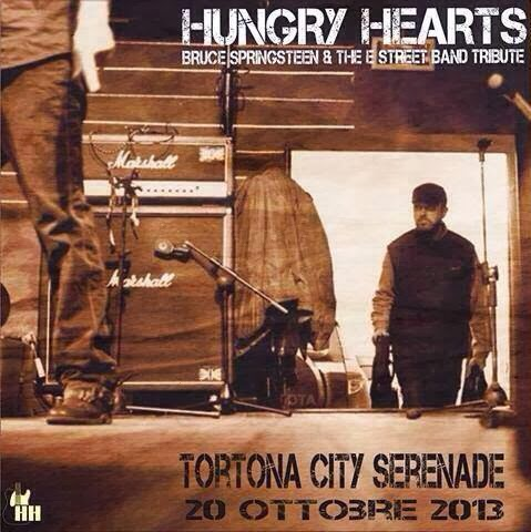 Hungry Hearts -- Tortona City Serenade