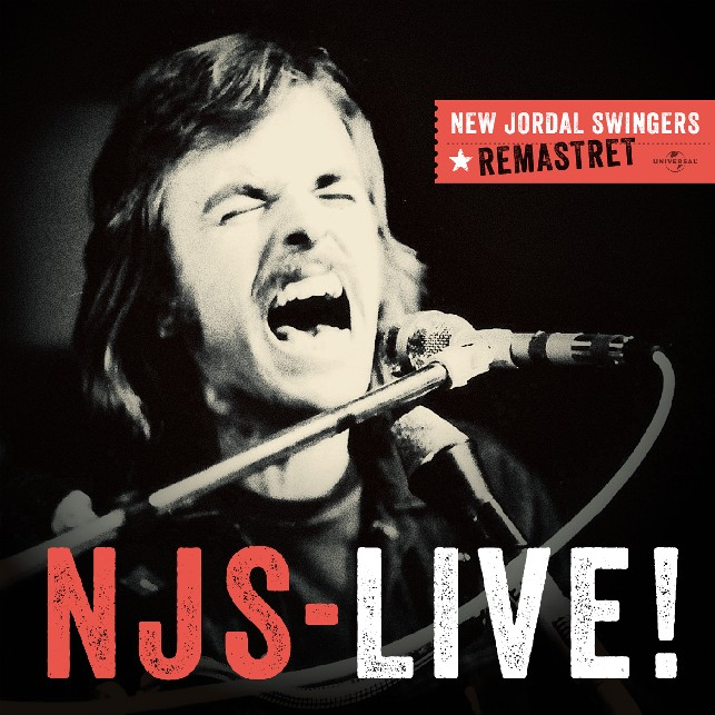 New Jordal Swingers -- NJS Live! (Remastered)