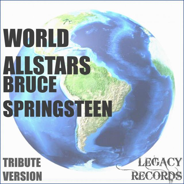 New Tribute Kings -- World Allstars - Bruce Springsteen Tribute Hits