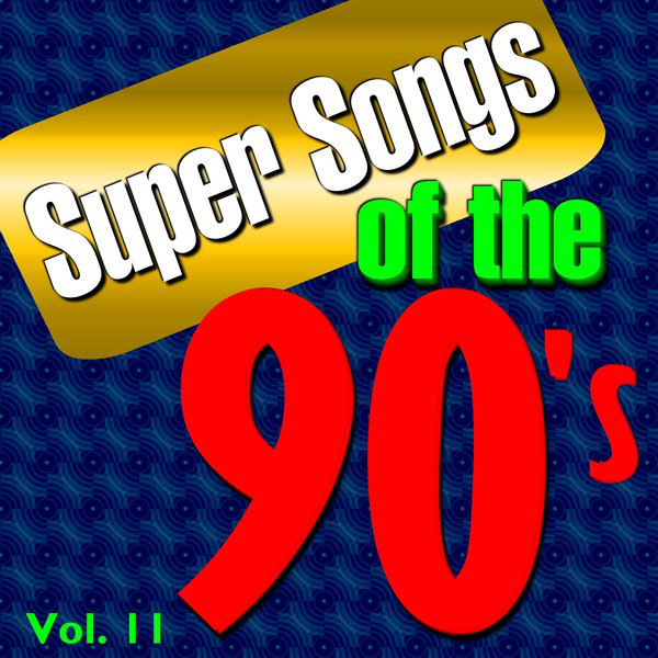 PMC All-Stars -- Super Songs Of The 90's Vol. 11