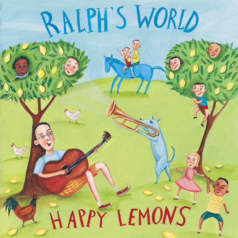 Ralph's World -- Happy Lemons