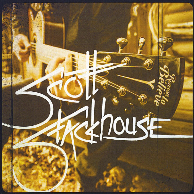 Scott Stackhouse -- Reason To Believe