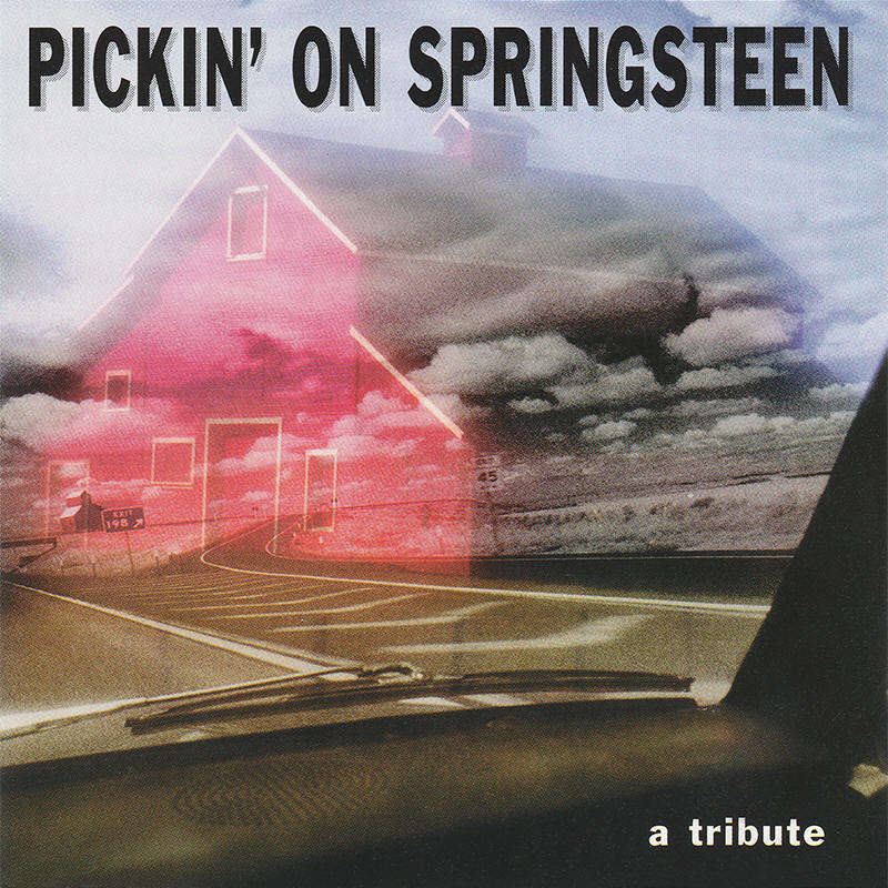 Session musicians featuring David West -- Pickin' On Springsteen: A Tribute