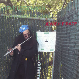 Steve Lieberman The Gangsta Rabbi -- Jewish Pirate