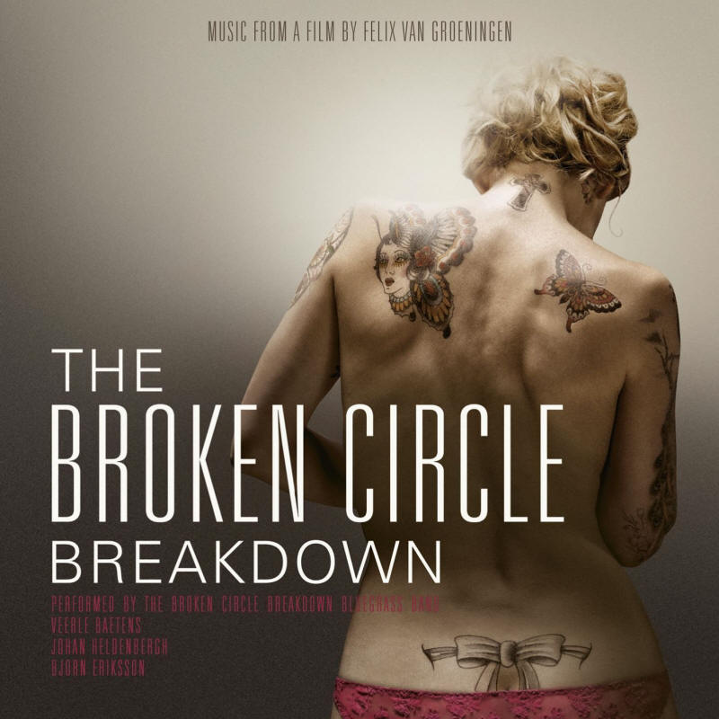 The Broken Circle Breakdown Bluegrass Band -- The Broken Circle Breakdown