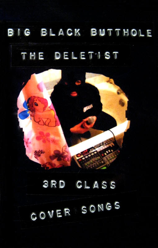 The Deletist -- 3rd Class Cover Songs