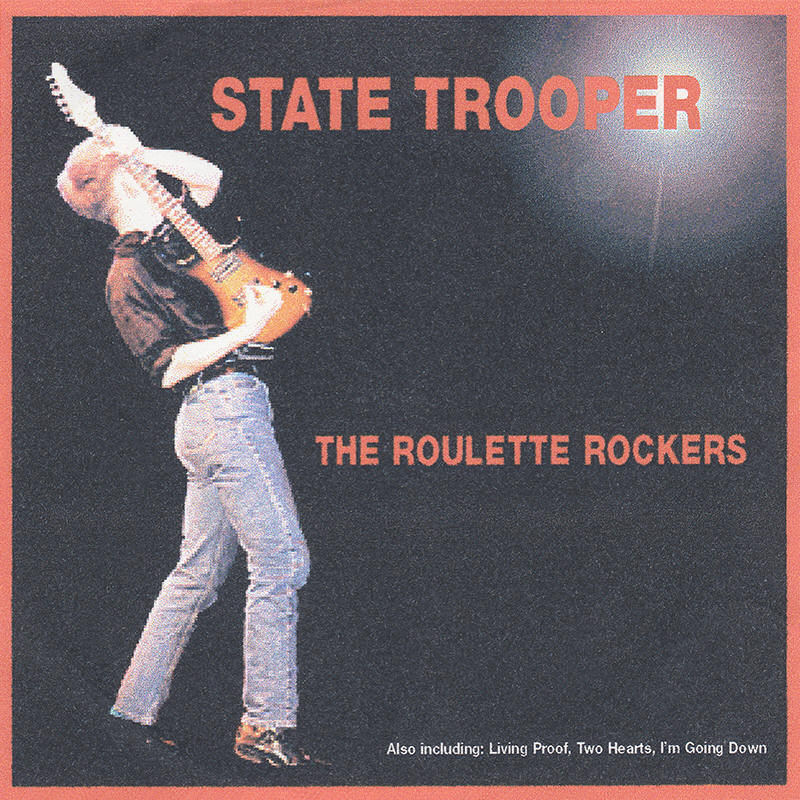 The Roulette Rockers -- State Trooper