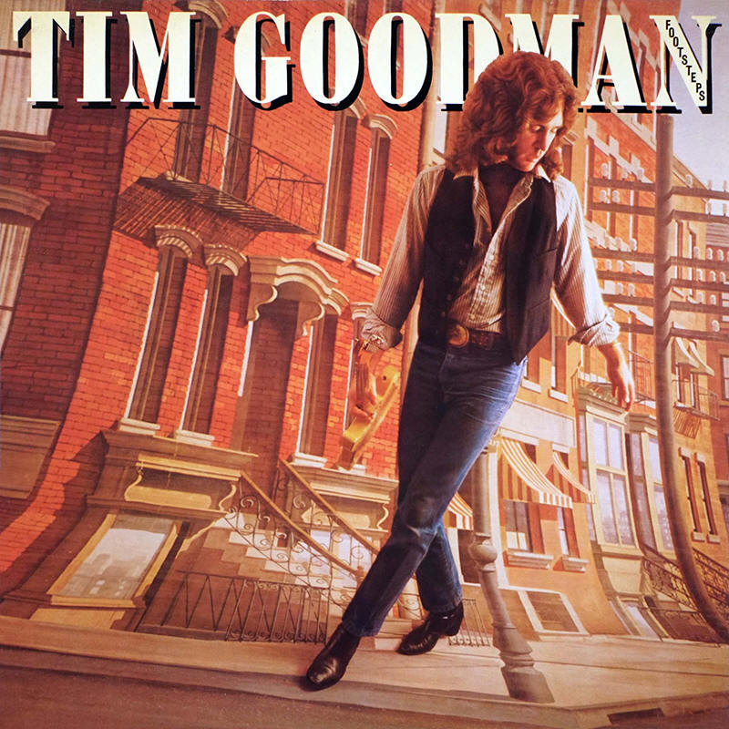 Tim Goodman -- Footsteps