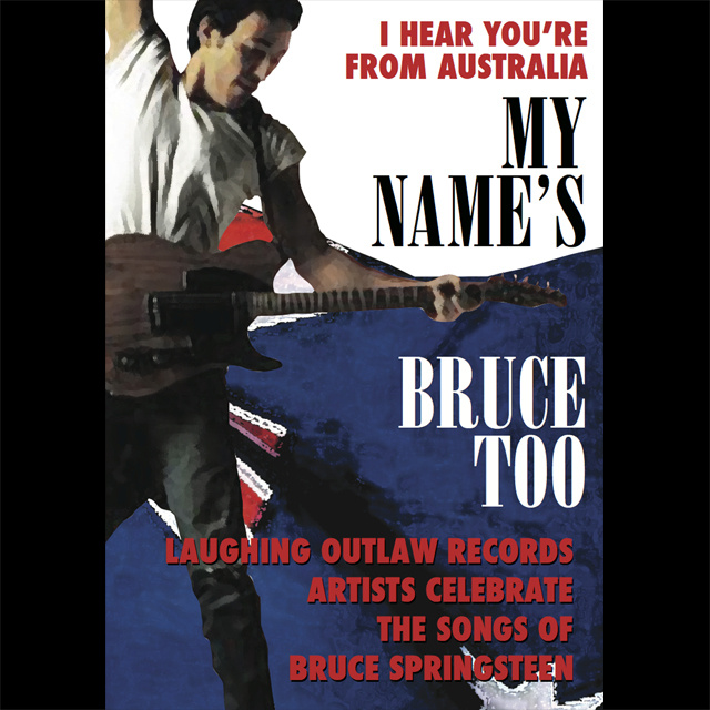 Various artists -- I Hear You're From Australia - My Name's Bruce Too