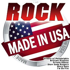 Various artists -- Rock Made In USA