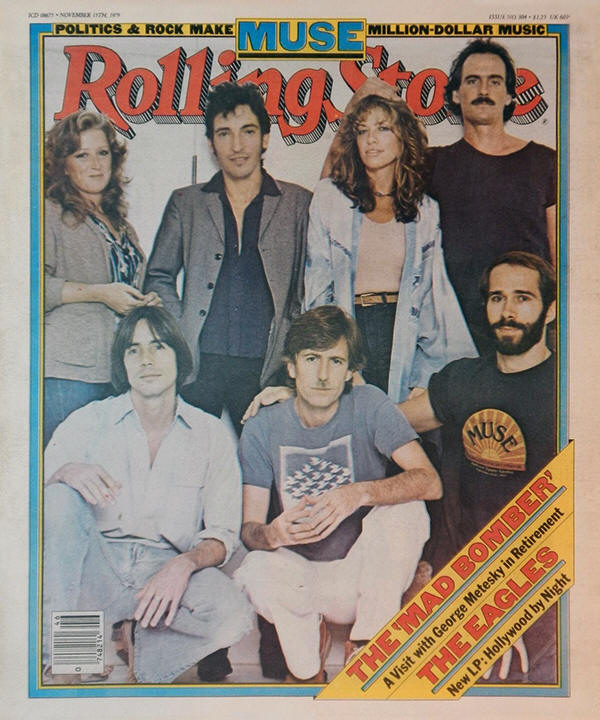 Rolling Stone magazine (issue #304, November 1979)