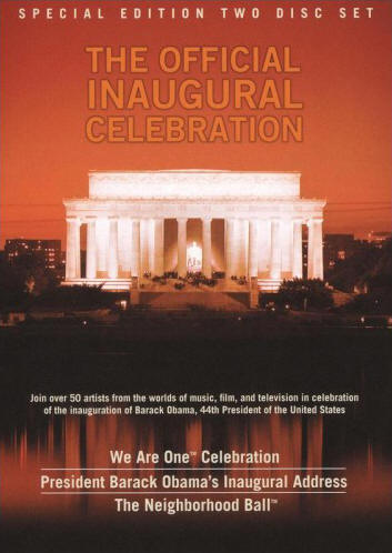 Various artists -- The Official Inaugural Celebration