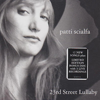 Patti Scialfa -- 23rd Street Lullaby (limited edition)