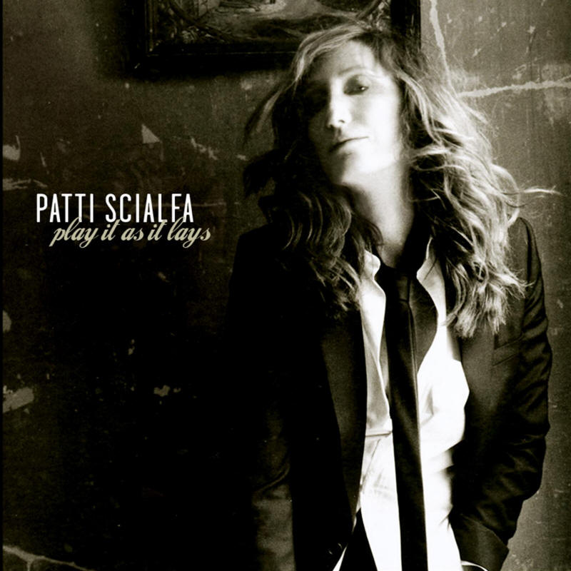 Patti Scialfa -- Play It As It Lays