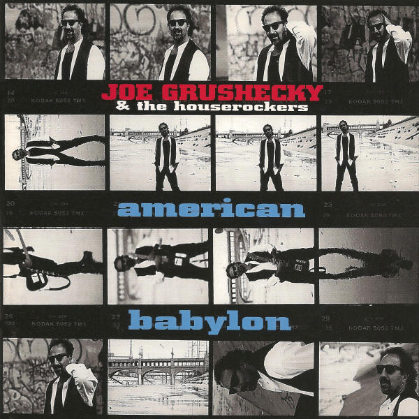 Joe Grushecky & The Houserockers -- American Babylon (album cover art)