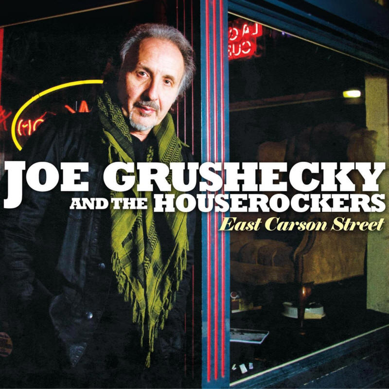 Joe Grushecky & The Houserockers -- East Carson Street