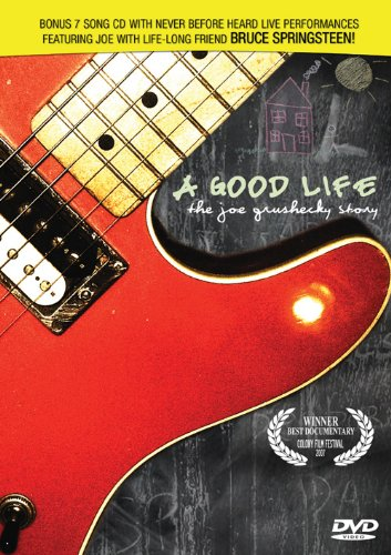 Joe Grushecky -- A Good Life: The Joe Grushecky Story (DVD cover art)