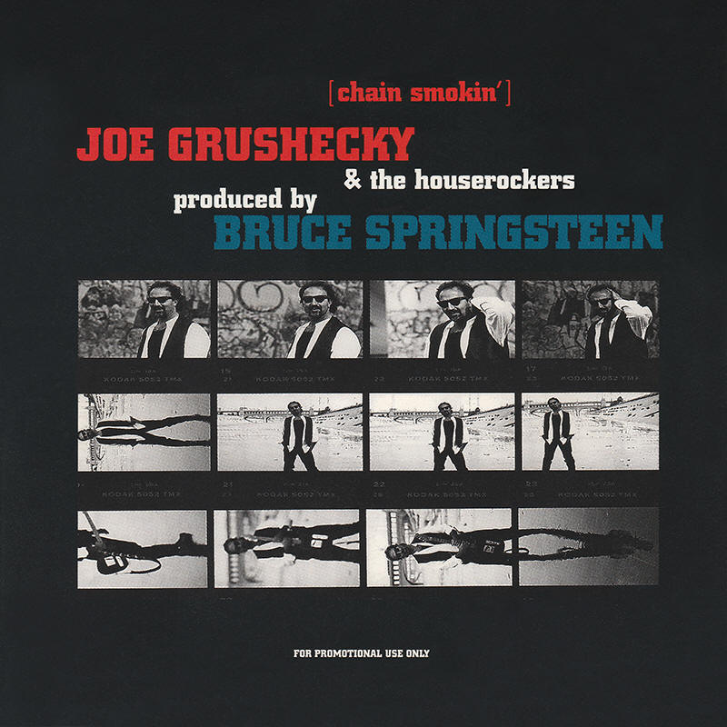 Joe Grushecky & The Houserockers -- Chain Smokin'