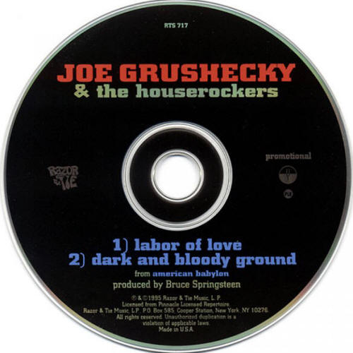 Joe Grushecky & The Houserockers --