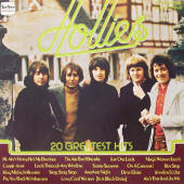 The Hollies -- 20 Greatest Hits