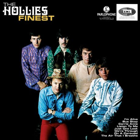 The Hollies -- Finest