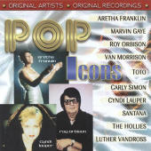 Various artists -- Pop Icons