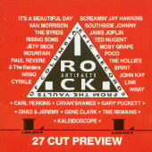 Various artists -- Rock Artifacts: 27 Cut Preview