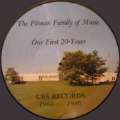 Various artists -- The Pitman Family Of Music - Our First 20 Years (picture disc LP)