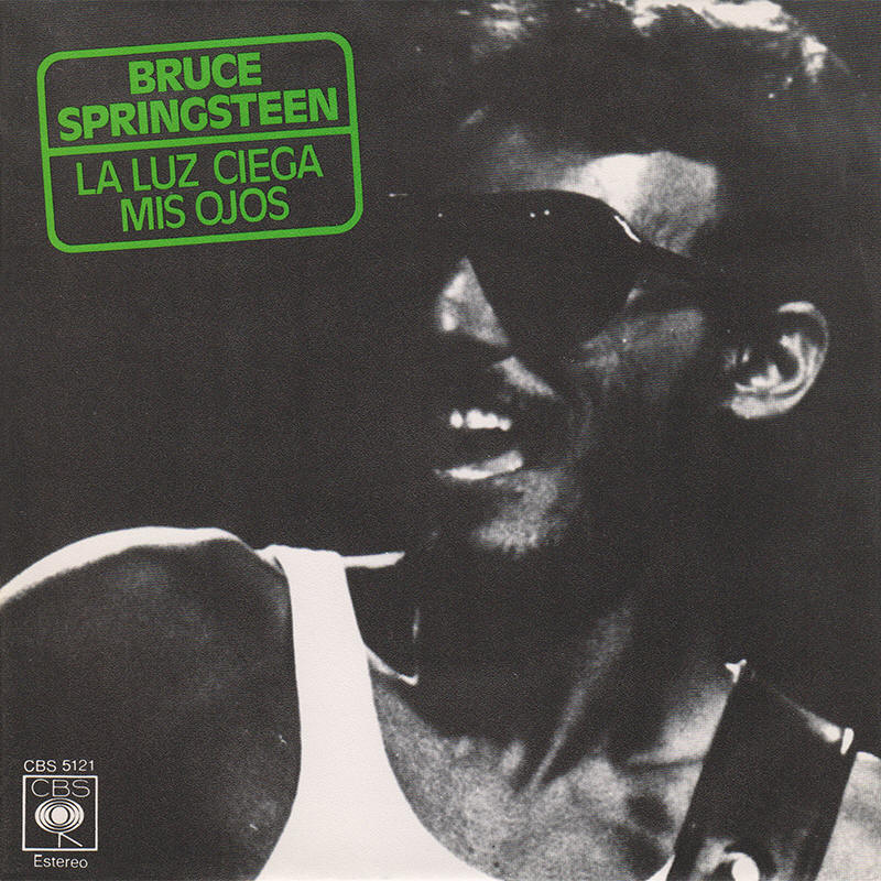 Bruce Springsteen -- Blinded By The Light