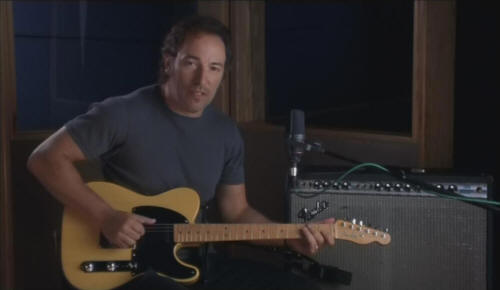 Bruce Springsteen's cameo in the movie High Fidelity