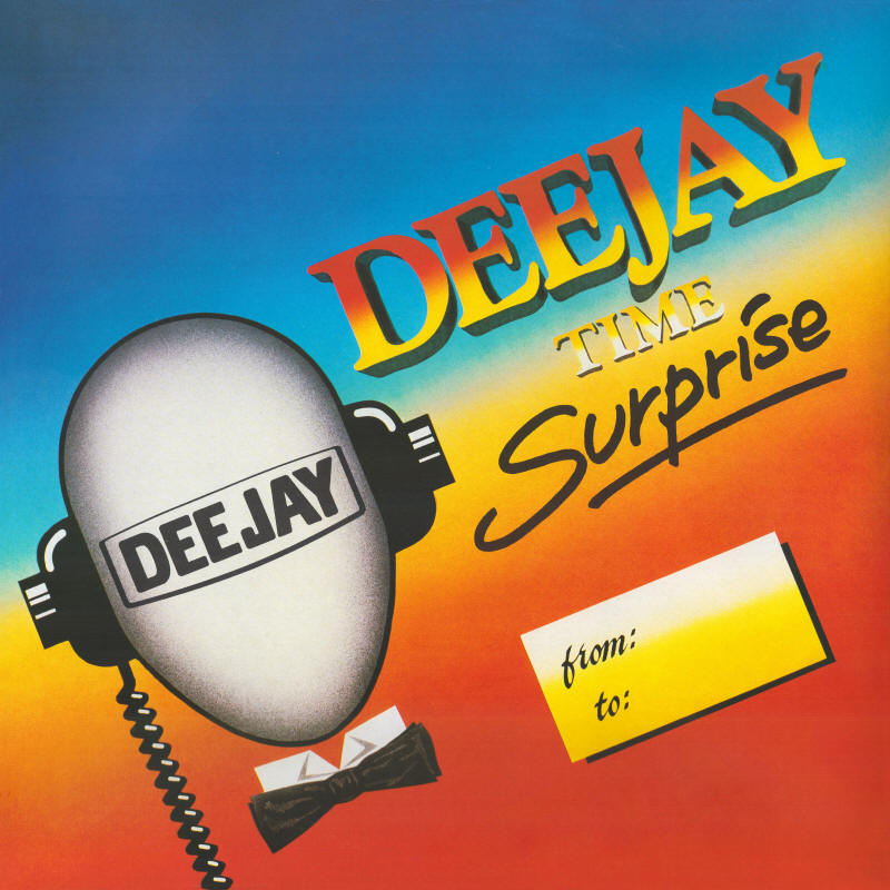 Various artists -- Dee Jay Time Surprise