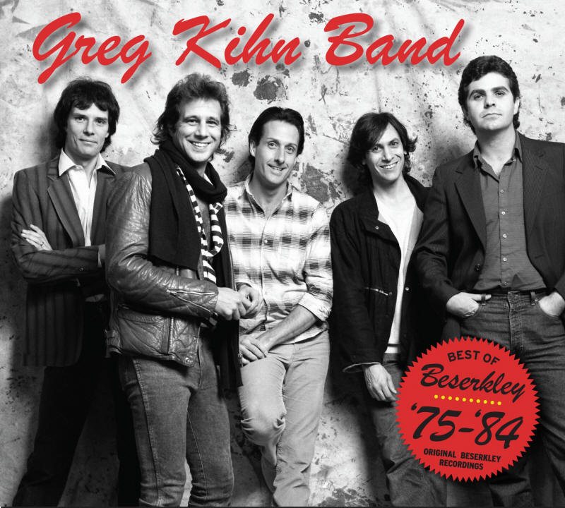 Greg Kihn Band -- Best Of Beserkley '75-'84