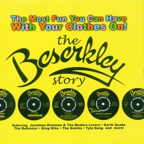 Various artists -- The Beserkley Story: The Most Fun You Can Have With Your Clothes On!