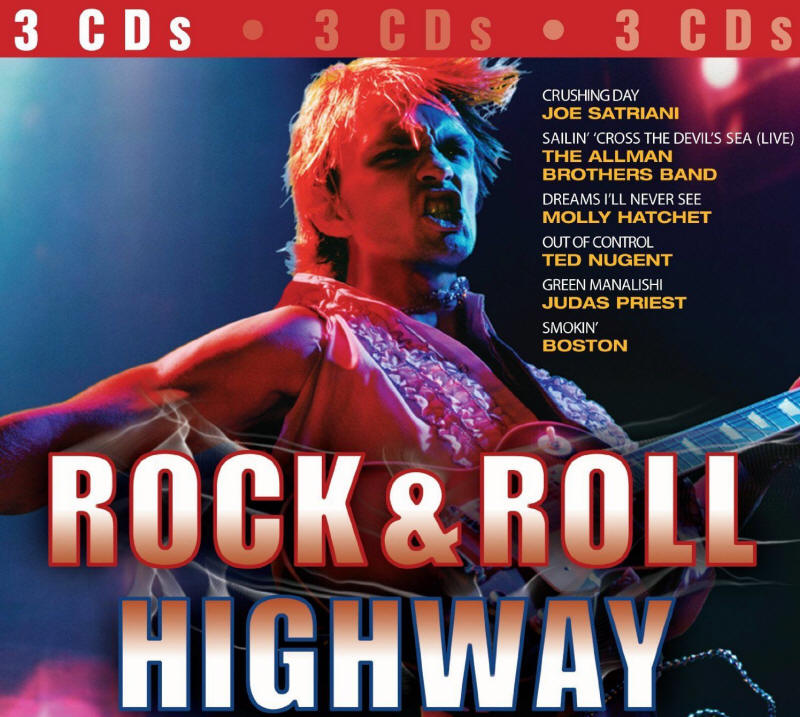 Various artists -- Rock & Roll Highway