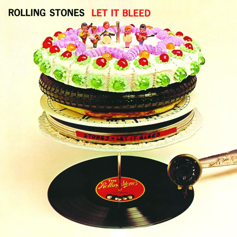 The Rolling Stones -- Let It Bleed